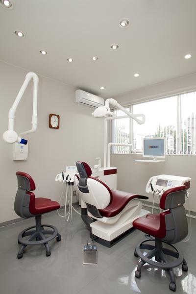 日吉歯科診療所の設備